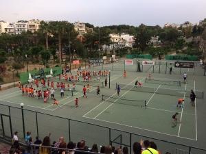 """Δελτίο τύπου 10ης Γιορτής Τένις """"10 ΜΕ ΤΟΝΟ"""""""