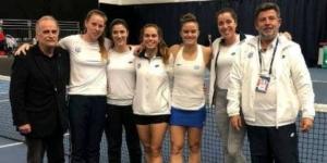 Fed Cup: Εξαιρετικές εμφανίσεις και παραμονή  των Γυναικών, παρά την πολύ κακή διαιτησία