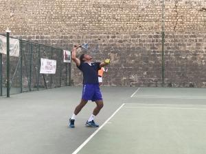 Ταμπλό - πρόγραμμα 6ου τουρνουά τένις Δήμου Ηρακλείου