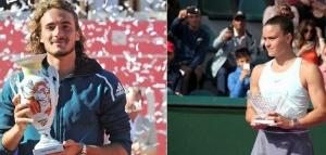 Σπύρος Ζαννιάς: «Χρυσό διήμερο για το Ελληνικό Τένις. Συγχαρητήρια σε Τσιτσιπά και Σάκκαρη.»