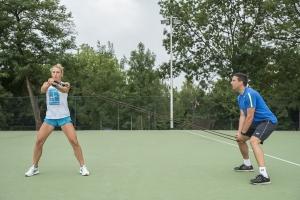 """Εκπαιδευτικό σεμινάριο προπονητών """"fitness on court"""""""