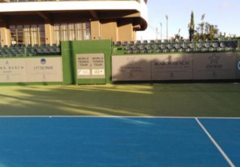 Διεθνή Πρωταθλήματα LYTTOS BEACH ITF WORLD TENNIS TOURNAMENTS: 410 αθλητές/τριες από 54 χώρες, από τις 5 Ηπείρους στα 10 διεθνή Πρωταθλήματα στην Κρήτη.