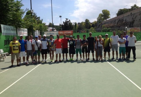 """Ημερίδα """"tennis 10s"""""""