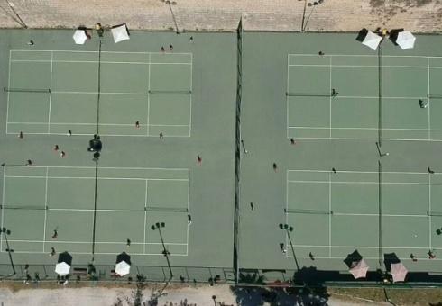 Ώρες εγγραφής 10ης γιορτής τένις 10 ΜΕ ΤΟΝΟ