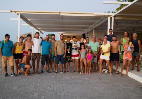 Ολοκλήρωση 3ου Open beach tennis Ρεθύμνου