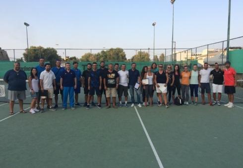 """Ημερίδα """"tennis"""" 10s 2017"""