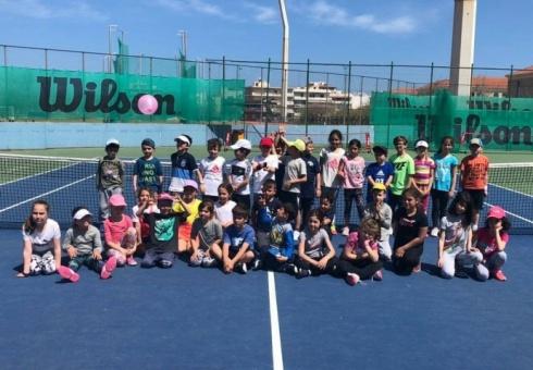 1ο Σαββατοκύριακο αγώνων Tennis 10's 2019 στα Χανιά 13-14 Απριλίου