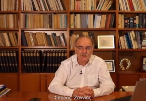 Σπύρος Ζαννιάς: Ζωντανή ενημέρωση για τη σταδιακή επανένταξη του Τένις