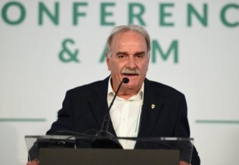 Ζωντανή ενημέρωση προς την Οικογένεια του Ελληνικού Τένις, από τον Πρόεδρο κ. Σπύρο Ζαννιά