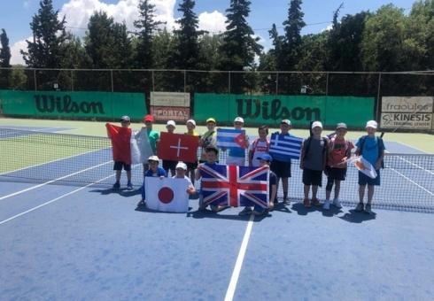 2ο Σαββατοκύριακο Tennis 10's 2019 στο Ρέθυμνο 11-12 Μαΐου