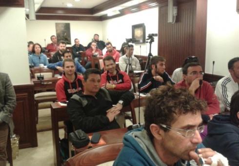 Αλλαγή στην ώρα της ομιλίας της Αθλητικής Ψυχολόγου της διημερίδας προπονητών, αθλητών και γονέων