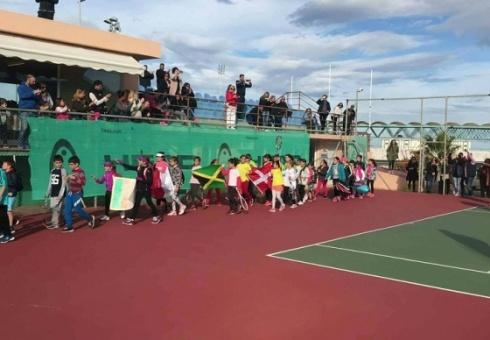 Ώρες εγγραφής 2ου Παγκρήτιου Πρωταθλήματος tennis 10s